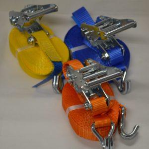 sjorbanden van type 25 band 25mm 750-1500 kg