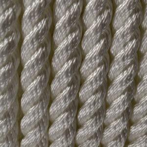 Geslagen Polyester mestschuiven touw