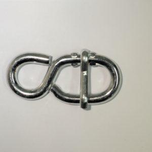 stelacht wordt gebruikt om touw op lengte te kunnen stellen denk daar bij aan bijvoorbeeld de schommel.