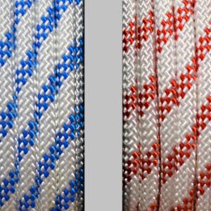 gevlochten touw uit polyester voor de watersport