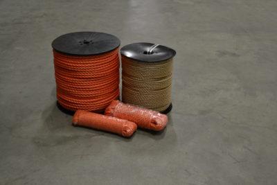 Geslagen polypropyleen touw