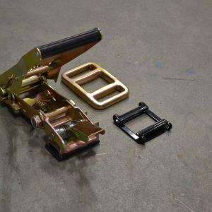 onderdelen lading vastzet band - Touw & Pack