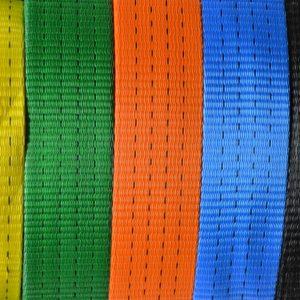 polyester 50mm band toepassing bijvoorbeeld spanbanden