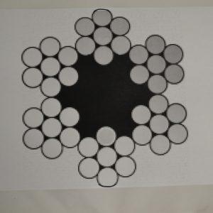 staalkabel 6x7 - Touw & Pack