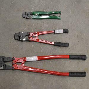 staalkabel klemtangen - Touw & Pack